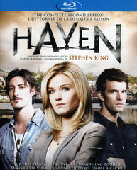 Haven - The Complete Second Season (bilingual)(Blu-ray)