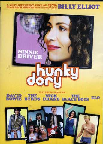 Hunky Dory DVD Movie