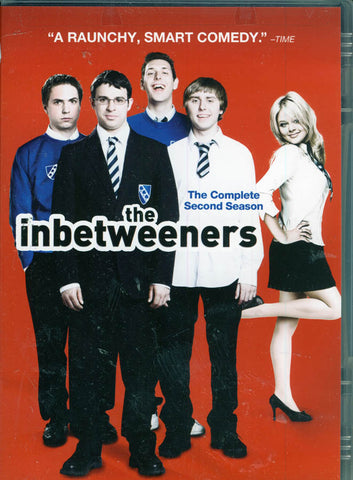 The Inbetweeners - The Complete Second Season DVD Movie