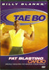 Billy Blanks' Tae Bo - Fat Blasting Cardio DVD Movie