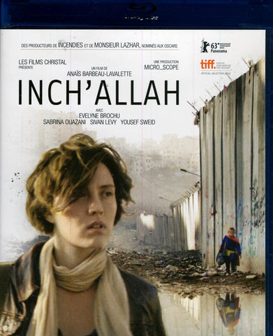 Inch Allah (French Only) (Blu-ray) BLU-RAY Movie