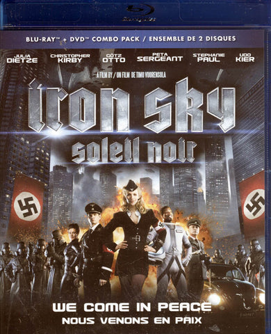 Iron Sky (Bilingual) (Blu-Ray + DVD) (Blu-ray) BLU-RAY Movie