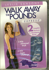 Leslie Sansone - Walk Away the Pounds - Express - Miles 3 And 4 with Stretchie