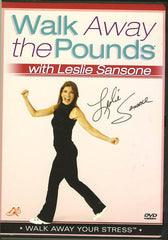 Walk Away the Pounds with Leslie Sansone - Walk Away Your Stress