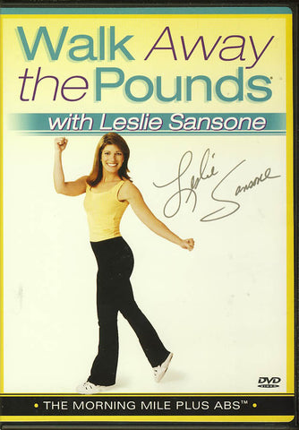 Walk Away the Pounds with Leslie Sansone - The Morning Mile Plus Abs DVD Movie