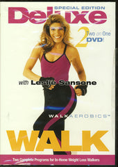 Leslie Sansone - Deluxe Walkaerobics Special Edition Walk Aerobics (Weight Loss Walk/Two Mile Walk)