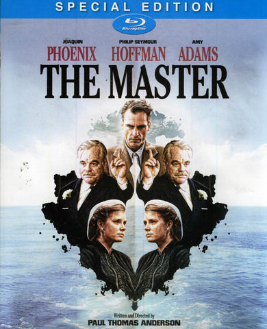 The Master (Special Edition) (Blu-ray) BLU-RAY Movie