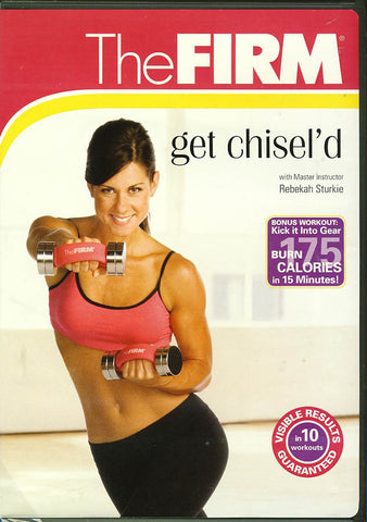 The Firm - Get Chisel'd DVD Movie