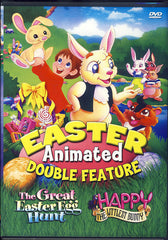 EASTER Animated Double Feature: The Great Easter Egg Hunt/Happy: The Littlest Bunny