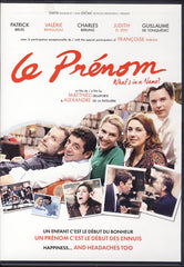 Le Prenom (What's In A Name?)