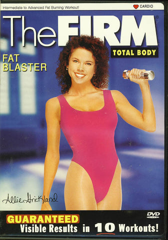 The Firm - Fat Blaster - Total Body DVD Movie