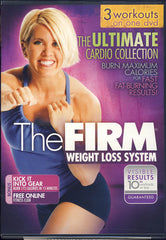 The FIRM Weight Loss System - The Ultimate Cardio Collection - 3 workouts on 1 DVD