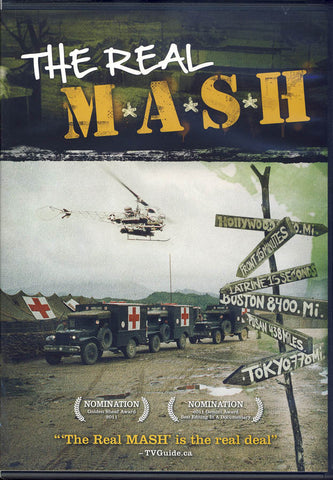The Real MASH DVD Movie