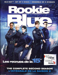Rookie Blue - Season 2 (Les recrues de la 15e - Saison 2) (Boxset) (Blu-Ray)