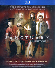 Sanctuary - Season 4 (Bilingual) (Boxset) (Blu-ray)
