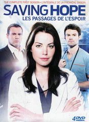 Saving Hope - The Complete First Season (Bilingual) (Boxset)
