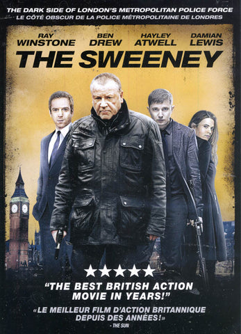 The Sweeney (Bilingual) DVD Movie
