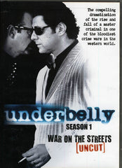 Underbelly - War on the Streets (Uncut) Season 1