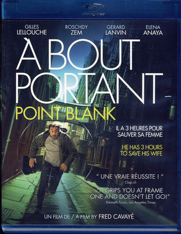 A bout portant (Point Blank) (Blu-ray) BLU-RAY Movie