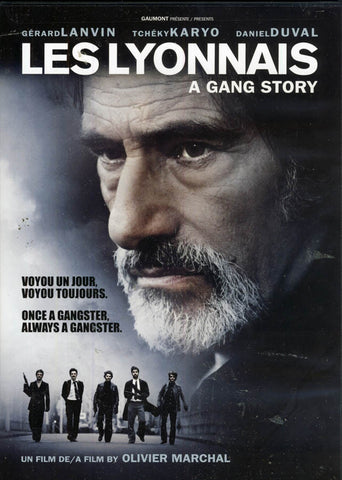 Les Lyonnais (A Gang Story) (Bilingual) DVD Movie