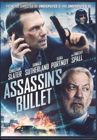 Assassins Bullet DVD Movie
