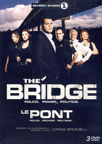The Bridge - Season 1 (Bilingual) DVD Movie