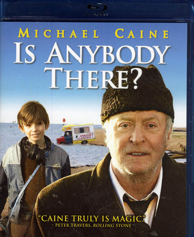 Is Anybody There? (Blu-ray) BLU-RAY Movie