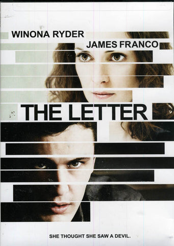 The Letter DVD Movie
