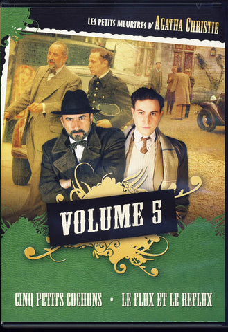 Les Petits Meurtres D Agatha Christie - Volume 5 DVD Movie