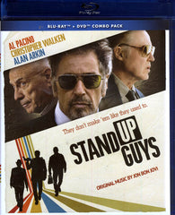 Stand Up Guys (Blu-ray + DVD) (Blu-ray)
