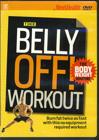 The Belly Off! Workout - The Body Weight Routine DVD Movie