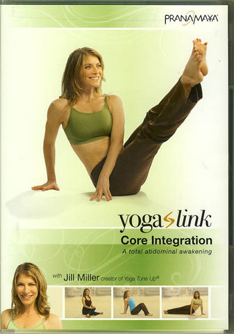 Yoga Link - Core Integration - With Jill Miller DVD Movie