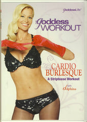The Goddess Workout - Cardio Burlesque - A Striptease Workout