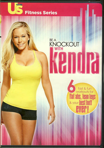 Be A Knockout with Kendra DVD Movie