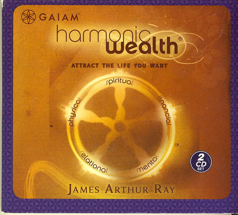 Harmonic Wealth (2 Instructional CD Set) DVD Movie
