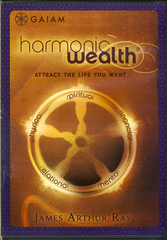 Harmonic Wealth DVD Movie