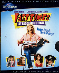 Fast Times at Ridgemont High (Blu-ray+DVD+Digital Copy) (Blu-ray)
