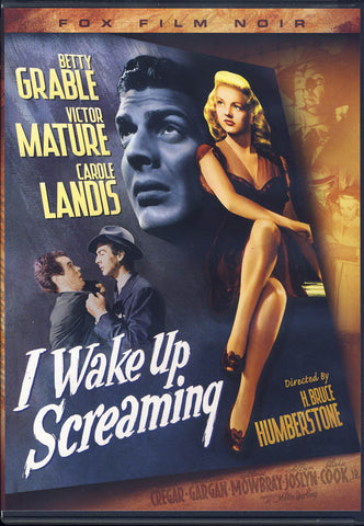 I Wake Up Screaming (Fox Film Noir) DVD Movie