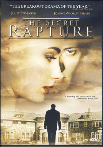 The Secret Rapture DVD Movie