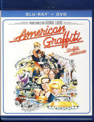 American Graffiti (Blu-ray + DVD + Digital Copy) (Bilingual) (Blu-ray)