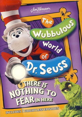 The Wubbulous of Dr. Seuss - There is Nothing to Fear in Here DVD Movie