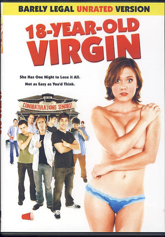 18 Year Old Virgin (Unrated) DVD Movie