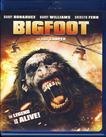 Bigfoot (Blu-ray) BLU-RAY Movie