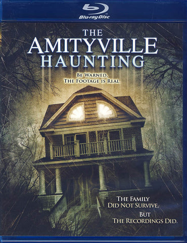 The Amityville Haunting (Blu-ray) BLU-RAY Movie