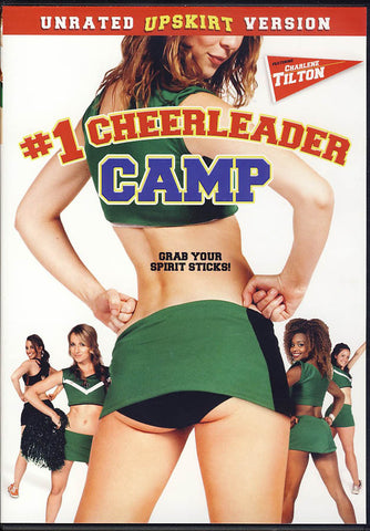 #1 Cheerleader Camp DVD Movie