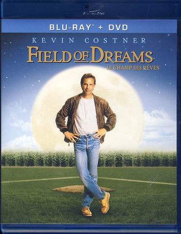 Field of Dreams (Bilingual) (Blu-ray + DVD + Digital Copy) (Blu-ray) BLU-RAY Movie