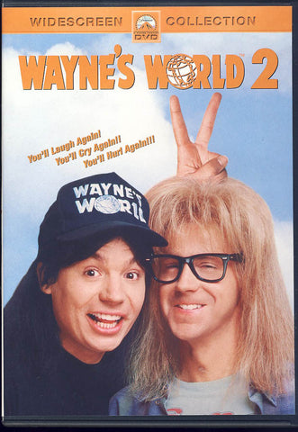 Wayne s World 2 DVD Movie