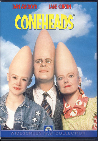 Coneheads DVD Movie