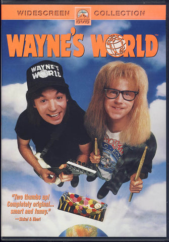 Wayne s World DVD Movie