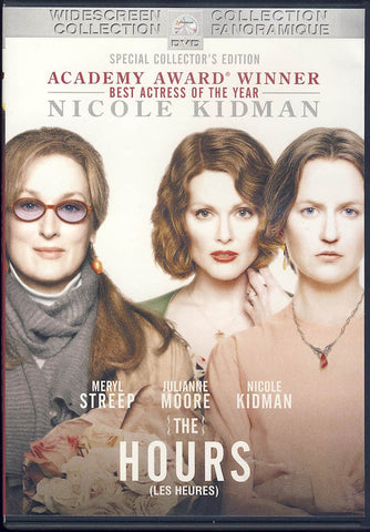 The Hours (Les Heures) (Widescreen) DVD Movie